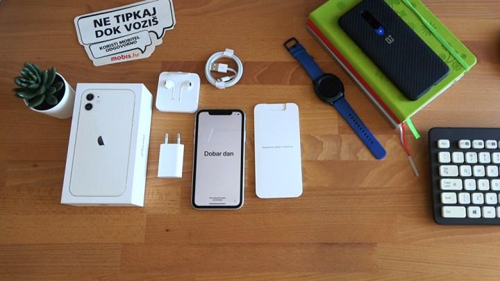 iPhone 11 Unboxing hrvatska