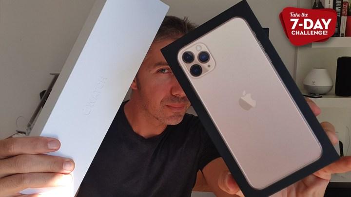 Na testu: iPhone 11 Pro Max + Apple Watch 5 - Unboxing i prvi dojmovi