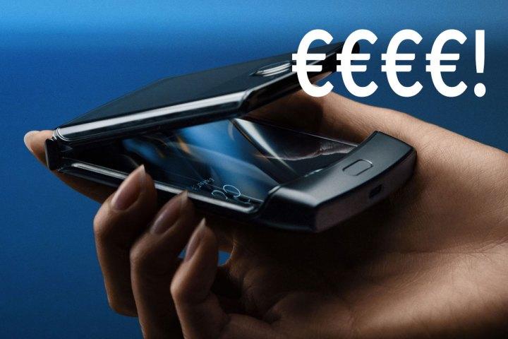Evo koliko će Motorola RAZR 2019 navodno koštati u Europi