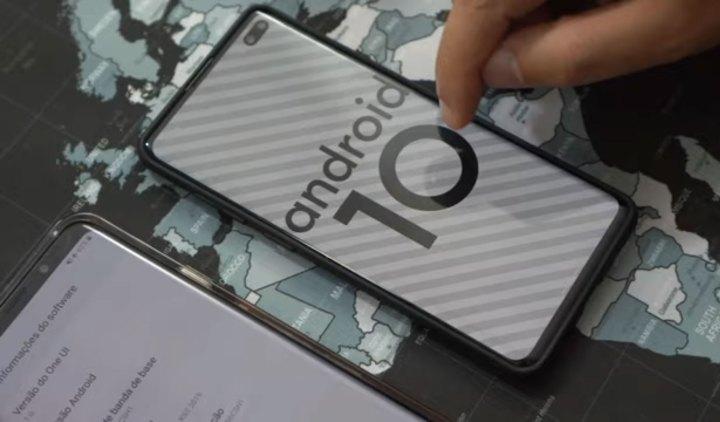 Kreće službeni Android 10 s One UI 2.0 sučeljem za Galaxy S10 ekipu