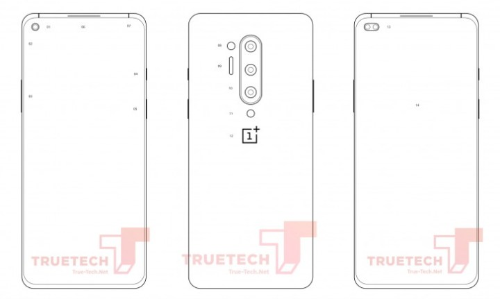 OnePlus 8 / 8 Pro
