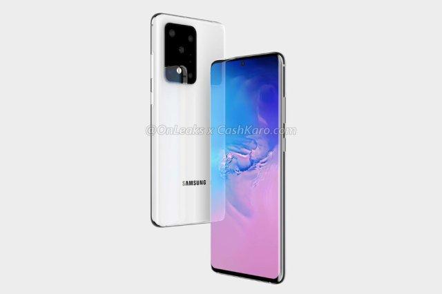 Galaxy S11+ će navodno imati ogromnu bateriju