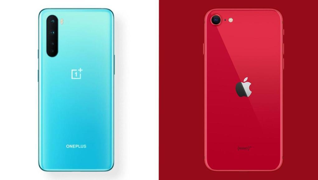 Evo zašto je OnePlus Nord 5 puta bolji od iPhonea SE