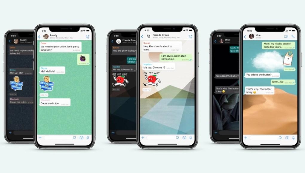 whatsapp novi wallpaperi za svaki chat