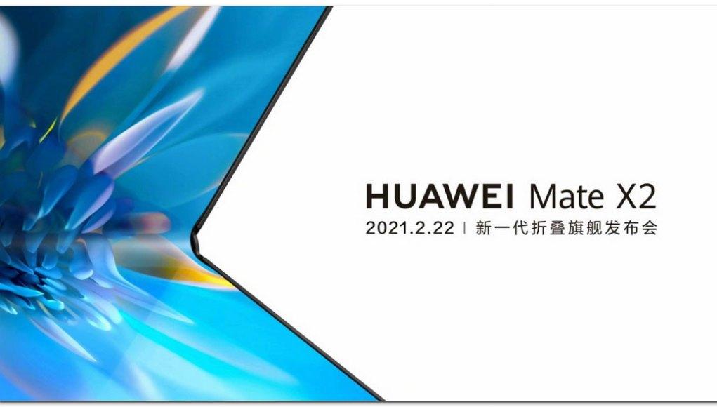Huawei MAte x2 stiže 22.2.