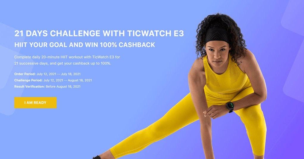 Osvoji Ticwatch E3 mukte!