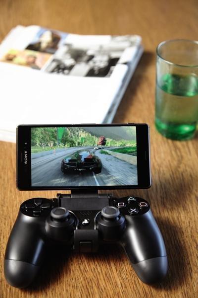 screen mirroring con PS4