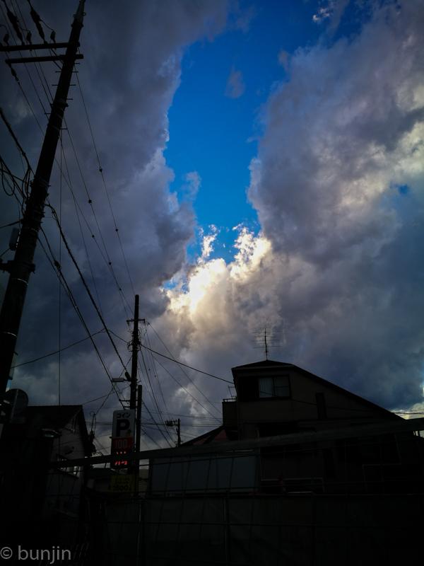 雲の上はいつも晴れ