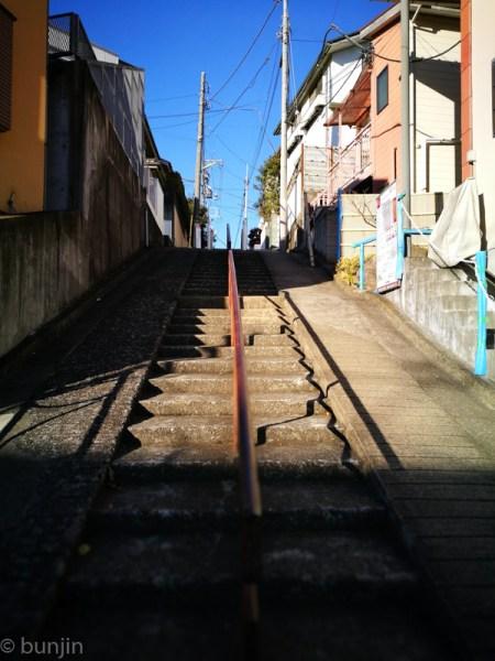 一歩、一歩