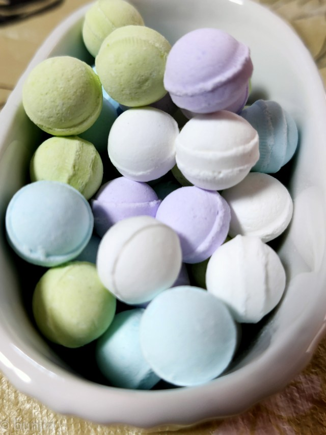 Tablet candies