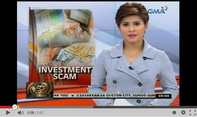Invetsment SCAM in Philippine Stock Market