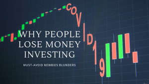 One common reason why people lose money investing
