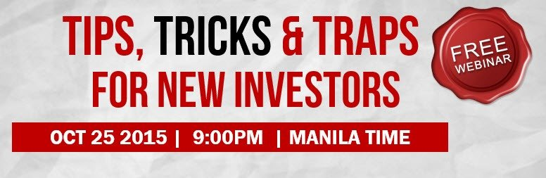 free webinar how to invest in philippine stock market