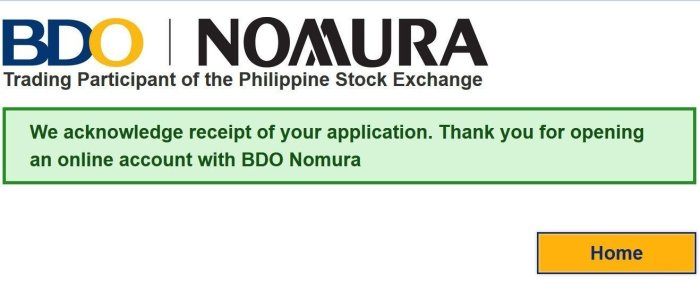 how to invest in philippine stock market for beginners with BDO nomura (7)