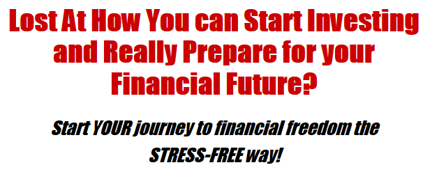 how to be stress-free to your investments