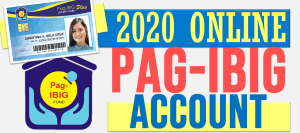 2020 Virtual Pag-IBIG – Monitor your Contributions Online