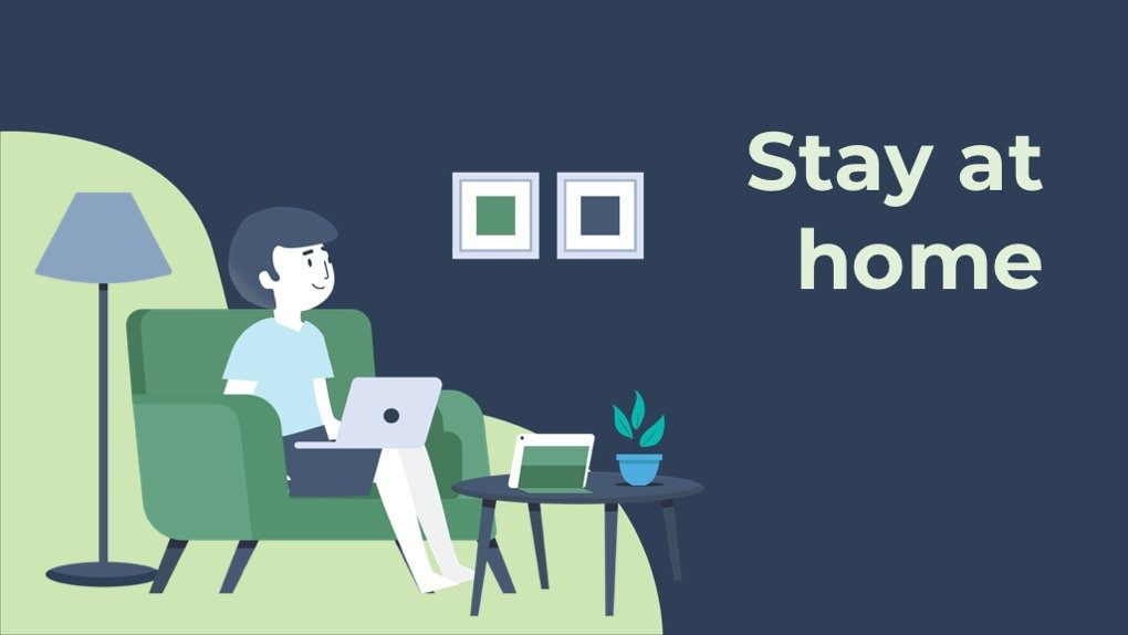 Stay Productive while Quarantined at Home with Security Bank