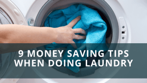 Read more about the article 9 Helpful Tips for Saving Water and Energy When Doing Your Laundry