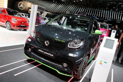 Motor Show Paris 2016