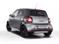 smart forfour crosstown Edition (W453) 2017 // smart forfour crosstown edition (W453) 2017
