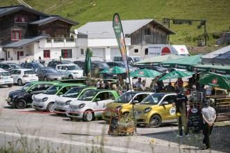 Silvretta Classic Rallye Montafon 2017, Silvretta E-Auto Montafon 2017