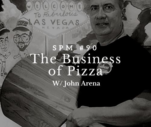 John Arena Metro Pizza