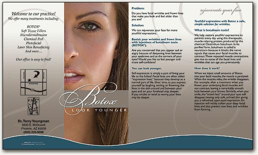 Botox Brochure SmartPractice Medical