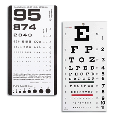 Optometry Clinical Supplies keep your practice on track