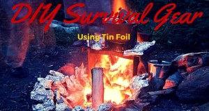 diy survival gear using tin foil