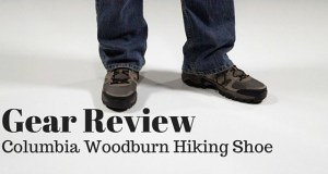 Columbia Woodburn Hiking Shoe
