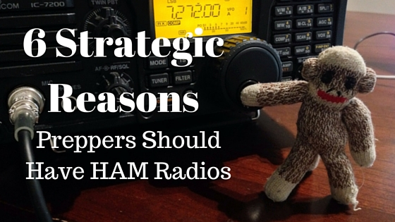 6 Strategic Reasons preppers should have ham radios