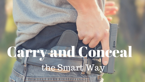 carry and conceal