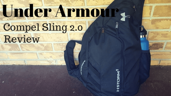 Under Armour Compel Sling 2.0 Backpack Review - Smart Prepper Gear 09c0eb2df3903