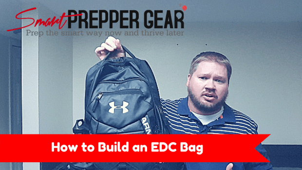 how to build an edc bag