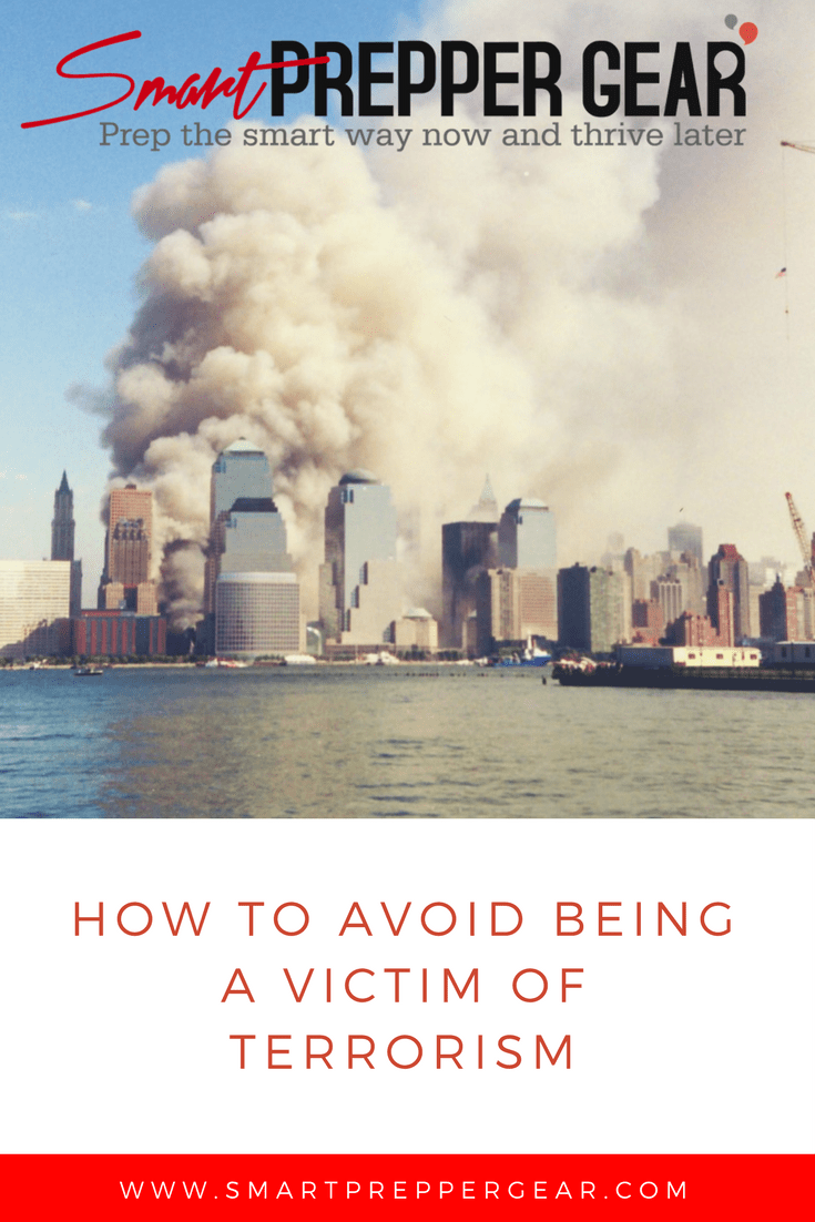 how to avoid being a victim of terrorism