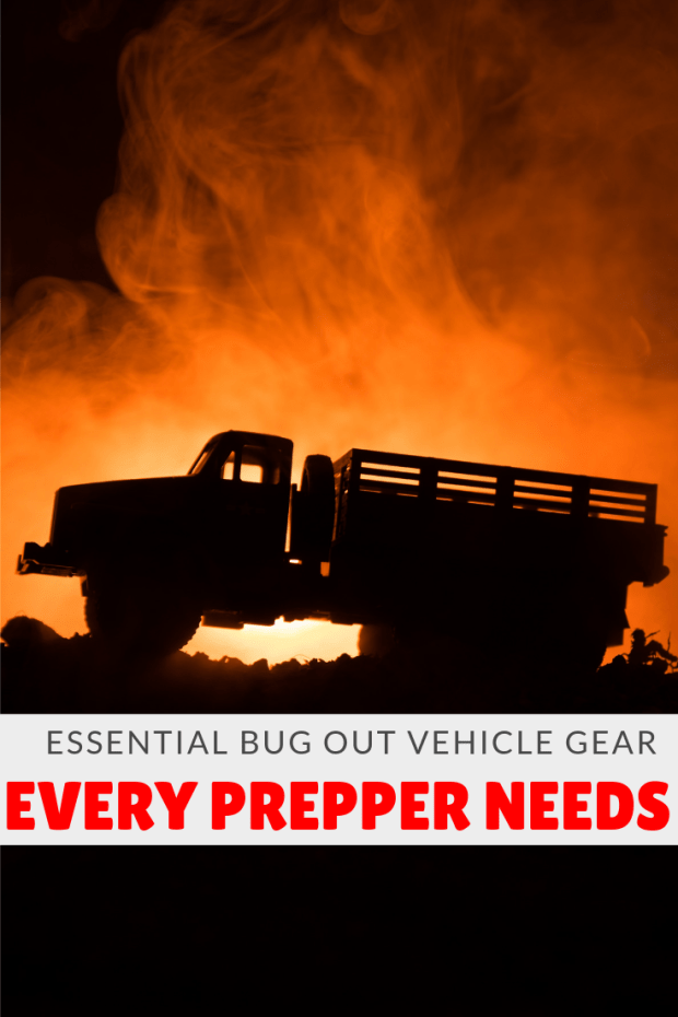 bug out vehicle gear pinterest
