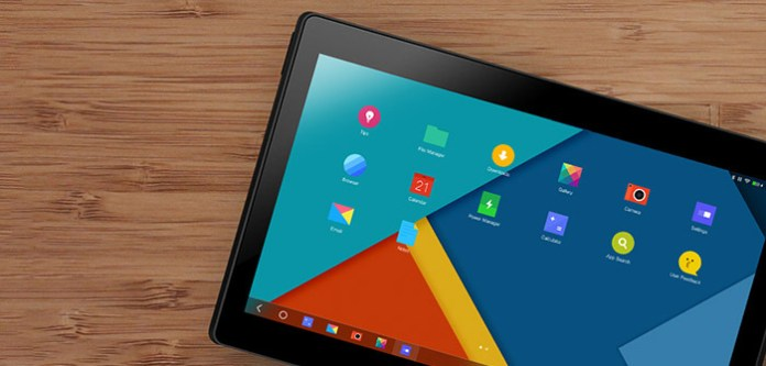 Jide Ultra Remix Tablet release date