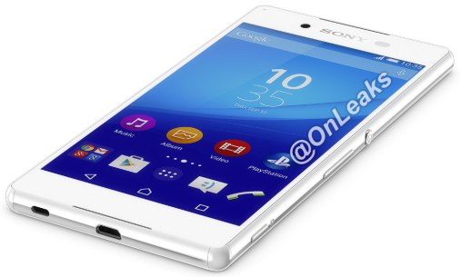 Sony Xperia Z4 rumored