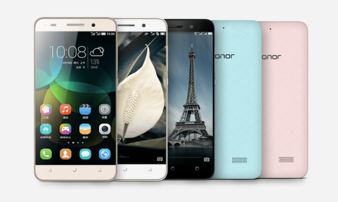 huawei honor 4c release date