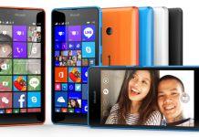 Microsoft Lumia 540 release date