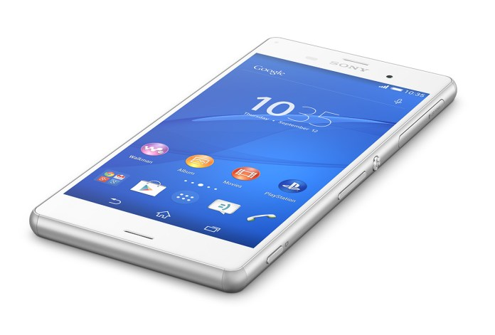 Sony Xperia Z4 launch