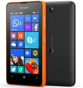 microsoft lumia 430 review