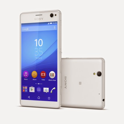Sony Xperia C4 release date