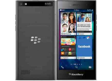 blackberry leap release date in india