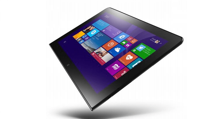 Lenovo Launches Thinkpad 10 Marked As Windows 10 Tablet