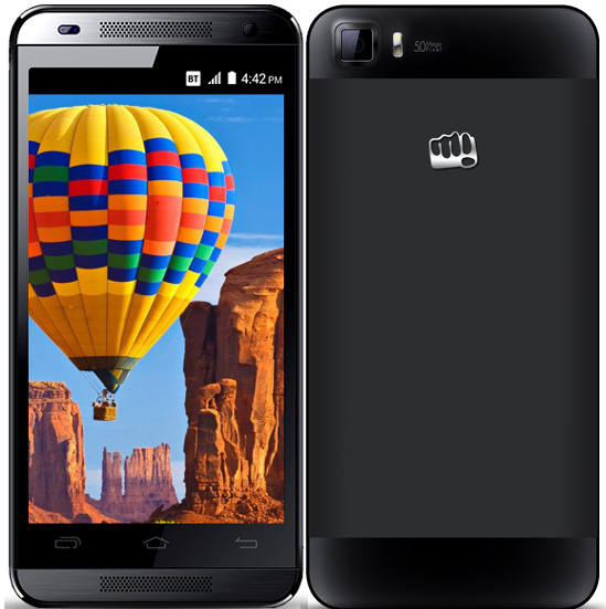 Micromax Canvas Fire 3 review