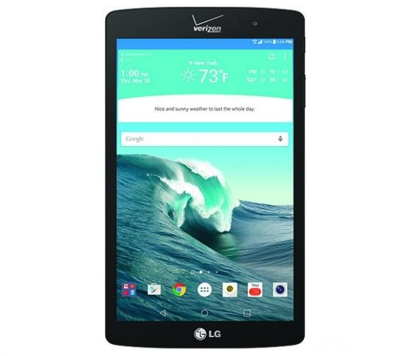 LG G Pad X8.3  launch