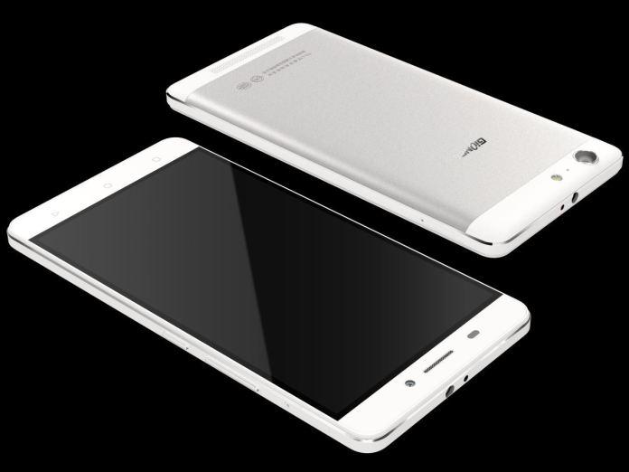 Gionee-Marathon-M5 with 5020mAh battery