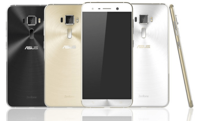 Asus-Zenfone-3 Deluxe launched at ComputerX