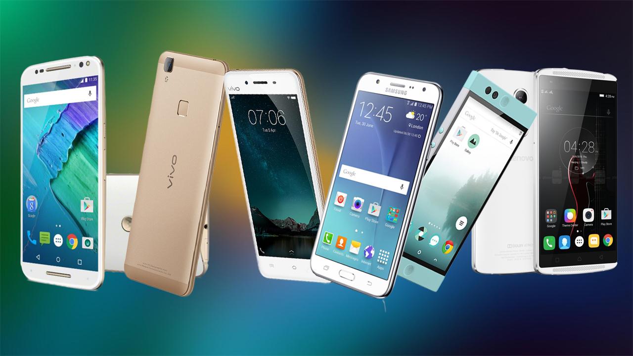 Best Smartphones Under 20000 INR In India